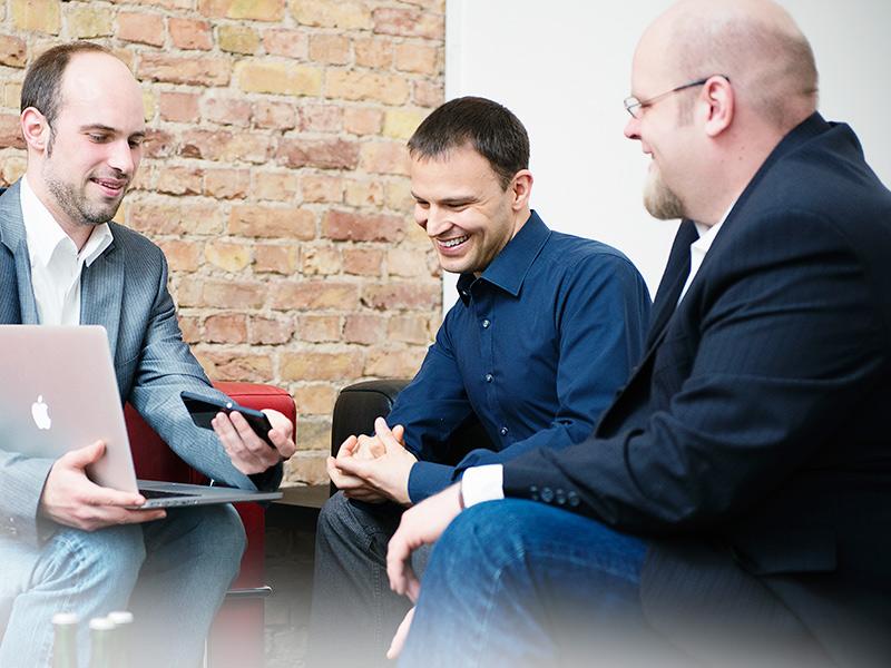 Businessfotos IT Firma Geschäftsführer Berlin Charlottenburg