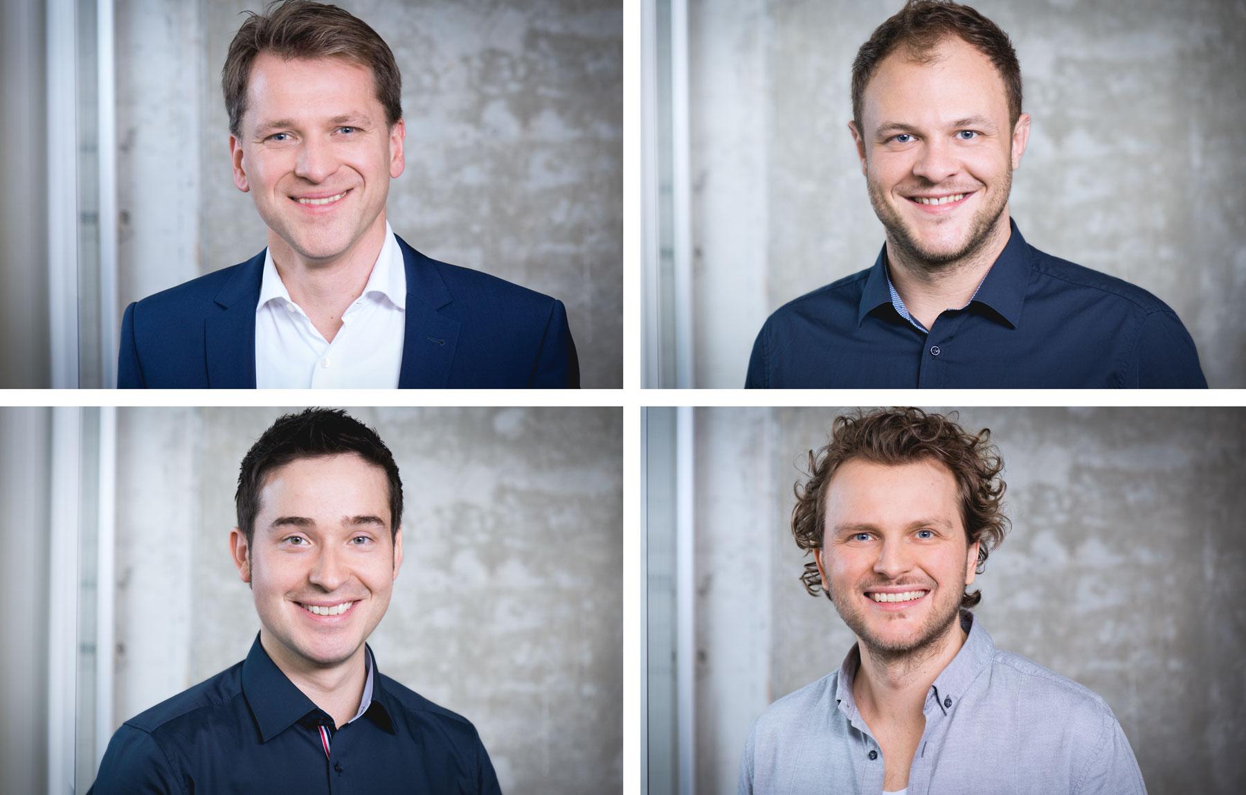 Teamfotos Startup Berlin Lotte Ostermann