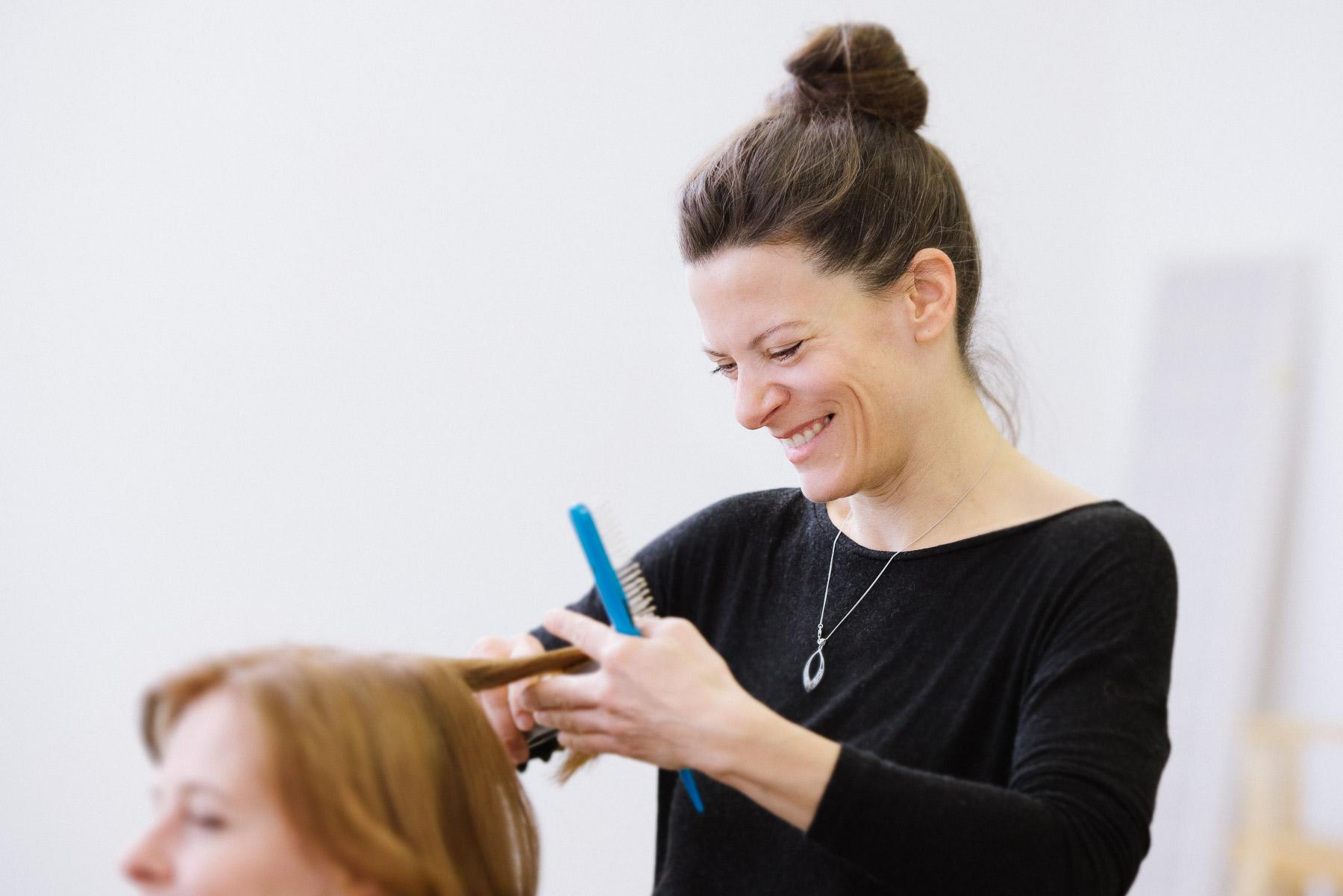 Foto Makeup Hairstyling Berlin Lotte Ostermann