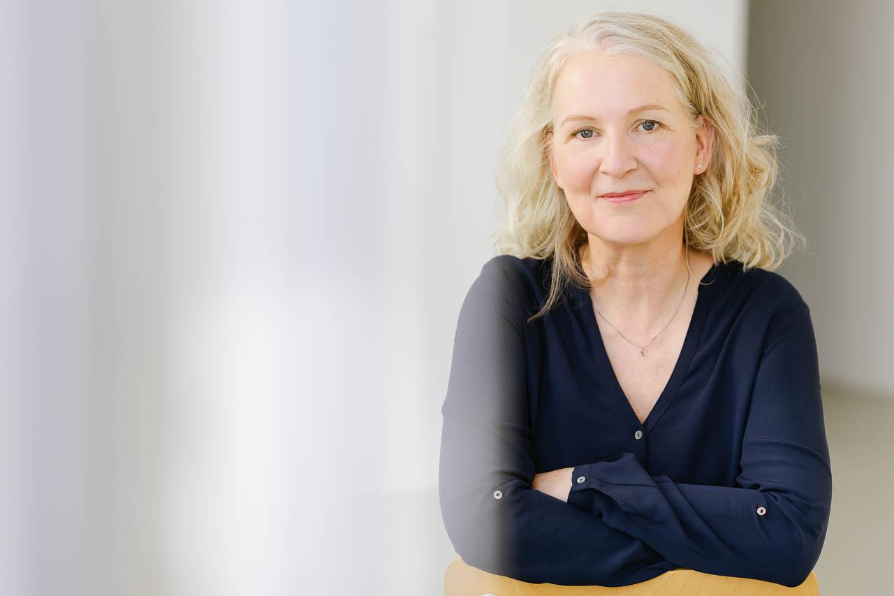 Business Portrait Lotte Ostermann Berlin