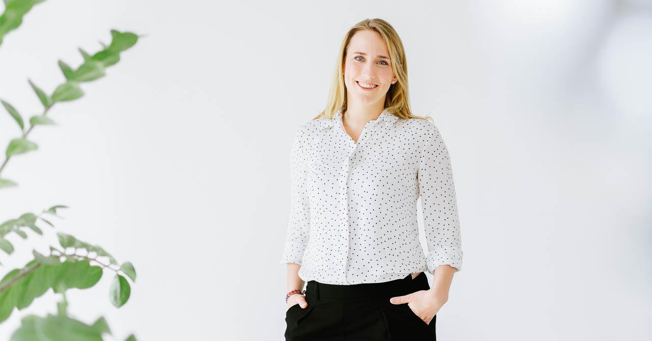 Selbständige Unternehmerinnen Portraits Berlin Lotte Ostermann